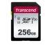 TRANSCEND SD Card 300S, 256GB TS256GSDC SDXC, UHS-I U3, C10, V30