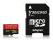 TRANSCEND microSDHC 32GB Ultimate 600x TS32GUSDH (UHS-I, U1) incl. SD-Adapter