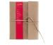 TRANSOTYP senseBook FLAP A4 75010402 kariert, L, 135 Seiten beige