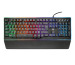 TRUST GXT 860 Thura Keyboard 22412 CH-Layout