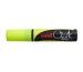 UNI-BALL Chalk Marker 15mm PWE17K GE gelb