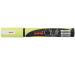 UNI-BALL Chalk Marker 1,8-2,5mm PWE-5M gelb