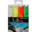 UNI-BALL Chalk Marker 8mm PWE8M.4C. 4 Farben, Etui