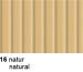 URSUS Wellkarton 50x70cm 9202216 260g, natur
