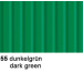 URSUS Wellkarton 50x70cm 9202255 260g, dunkelgrün
