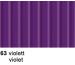 URSUS Wellkarton 50x70cm 9202263 260g, violett