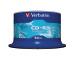 VERBATIM CD-R Spindle 80MIN/700MB 43351 52x DataLife 50 Pcs