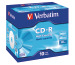 VERBATIM CD-R Jewel 90MIN/800MB 43428 48x 10 Pcs