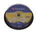 VERBATIM DVD+RW Spindle 4.7GB 43488 4x 10 Pcs