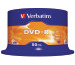 VERBATIM DVD-R Spindle 4.7GB 43548 1-16x 50 Pcs
