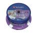 VERBATIM DVD+R Spindle 8.5GB 43667 8x DL Wide print. 25 Pcs
