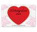 VON QUAST Duftpostkarte FVQ17PS00 Liebesgrüsse aus