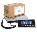 WEDO Paketwaage Paket 50 Plus 507605005 Tragkraft bis 50kg 25x25x5cm