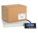WEDO Paketwaage Paket 100 Plus 507610010 Tragkraft bis 100Kg 40x40x5cm