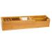 WEDO Butler lang 31.8x6.8x5.9 cm 611007 braun 4-teilig