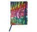 WÖRNER Hundertwasser Notizbuch 946177302 DE/EN/FR, 15.4x11.2cm,160S
