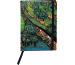 WÖRNER Hundertwasser Notizbuch 946177319 DE/EN/FR, 15.4x11.2cm,160 S