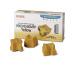 XEROX Color Stix yellow 108R00725 Phaser 8560 3 Stück
