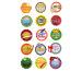 Z-DESIGN Sticker KID Sprüche 8.4x16cm 53130Z farbig 2 Bogen